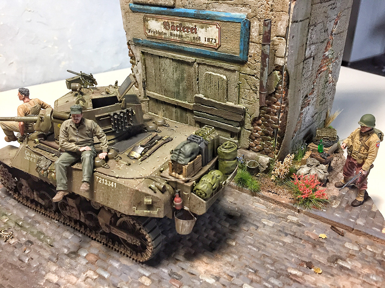Dioramas and Vignettes: Germany 1945, photo #7