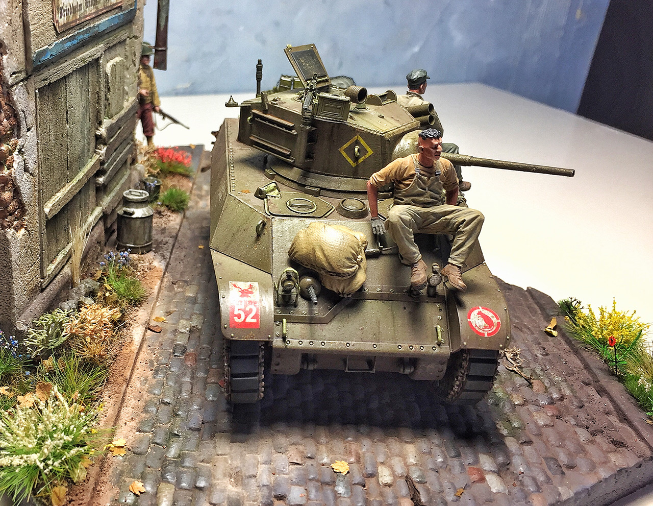 Dioramas and Vignettes: Germany 1945, photo #8