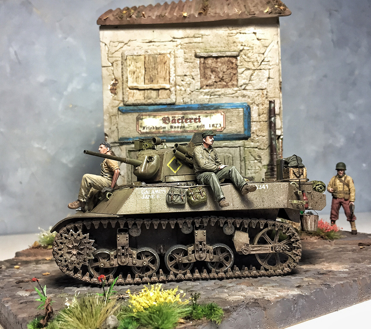 Dioramas and Vignettes: Germany 1945, photo #9