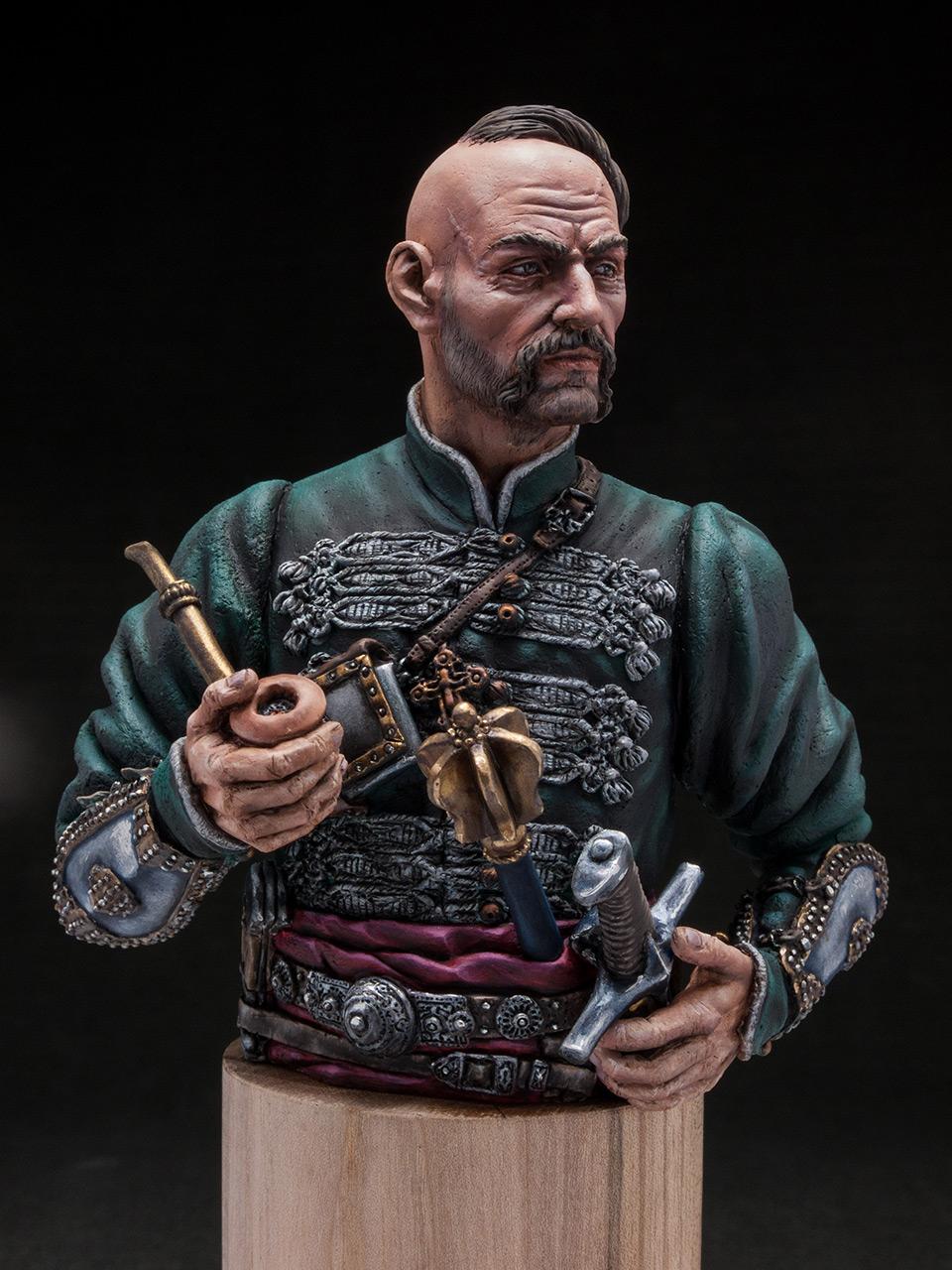 Figures: Ivan Sirko, photo #1