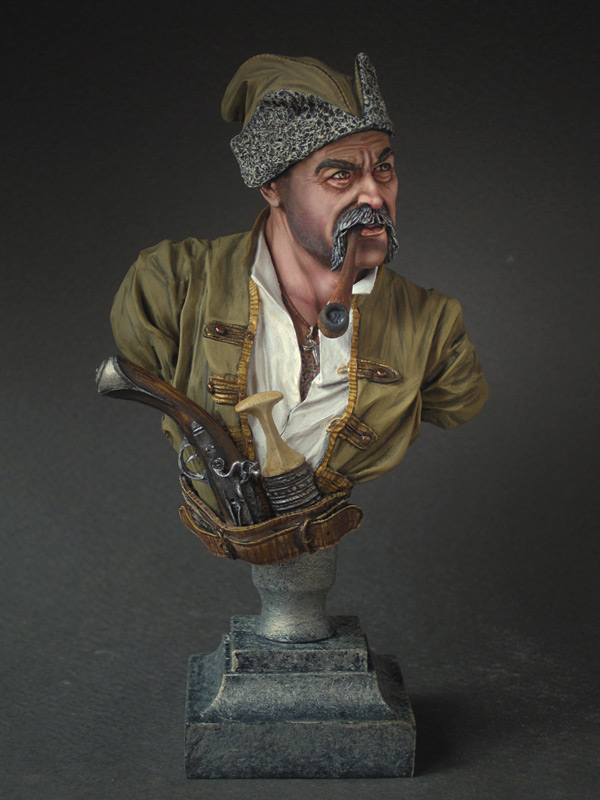Figures: Zaporozhian cossack, photo #1