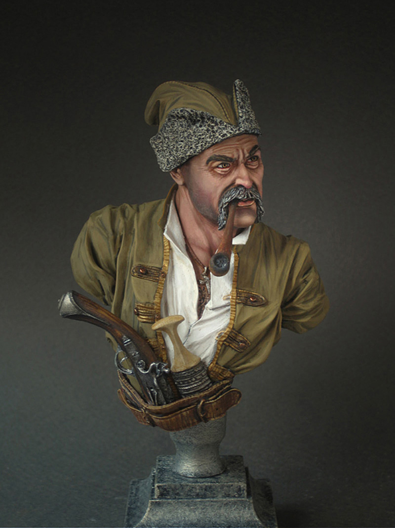 Figures: Zaporozhian cossack, photo #3