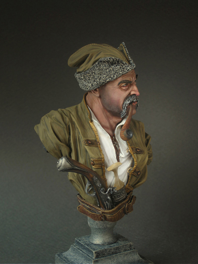 Figures: Zaporozhian cossack, photo #4