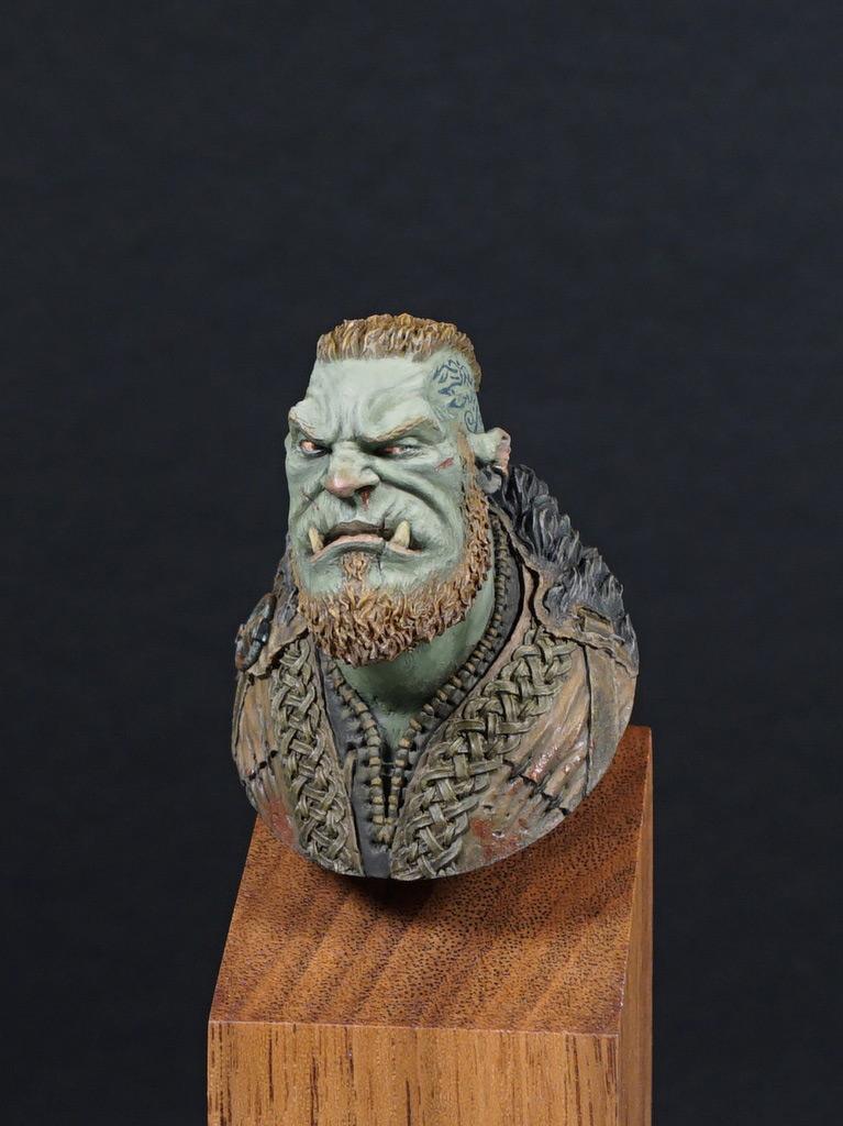 Miscellaneous: Ragnok, Norse Orc Hero, photo #1