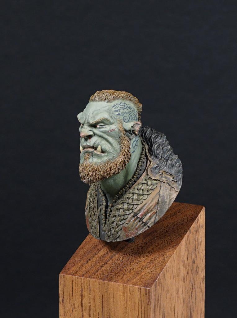 Miscellaneous: Ragnok, Norse Orc Hero, photo #2