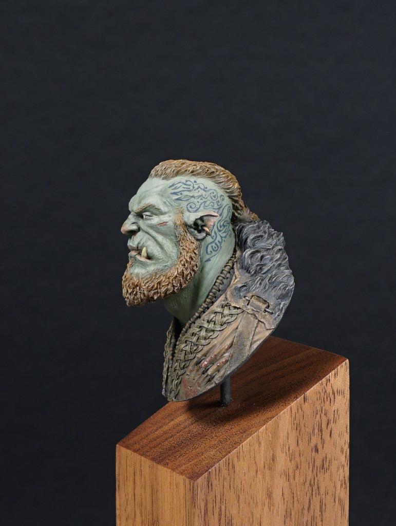 Miscellaneous: Ragnok, Norse Orc Hero, photo #3