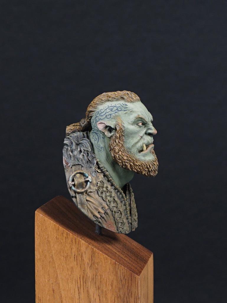 Miscellaneous: Ragnok, Norse Orc Hero, photo #6