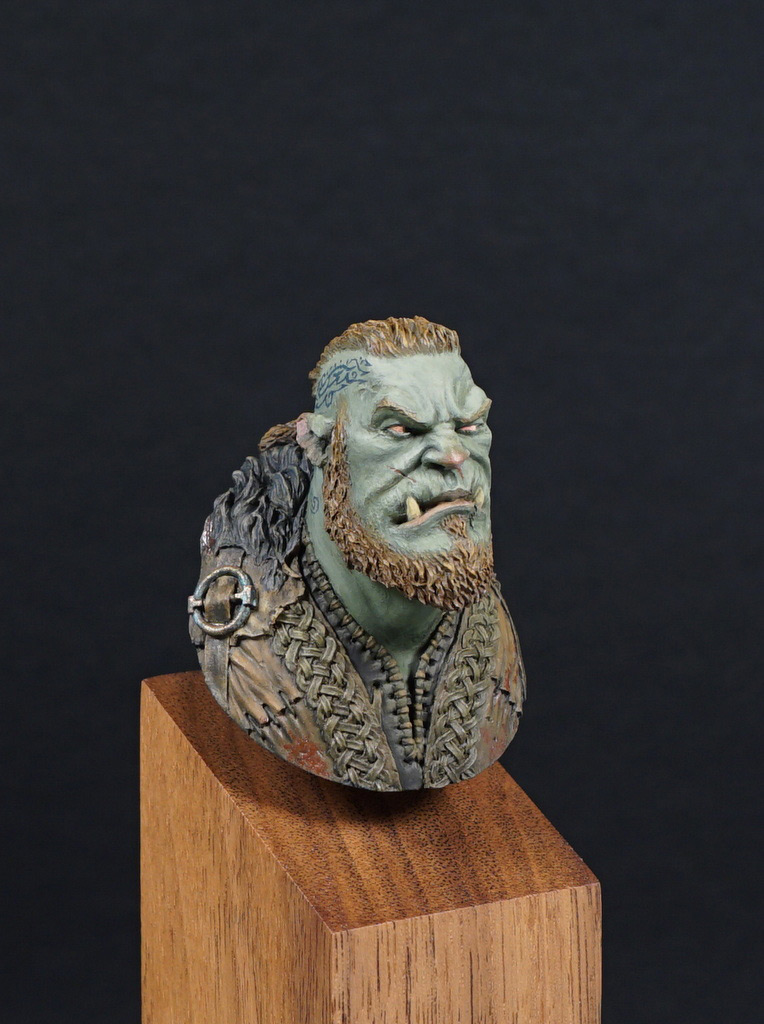 Miscellaneous: Ragnok, Norse Orc Hero, photo #7