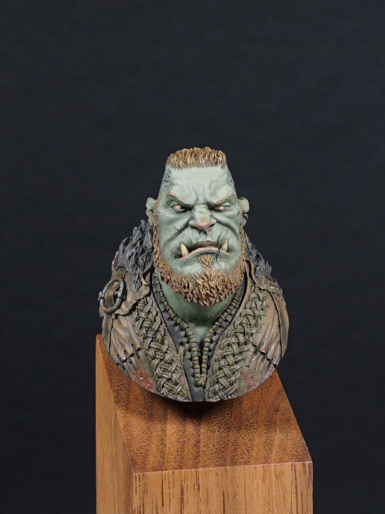 Miscellaneous: Ragnok, Norse Orc Hero, photo #8