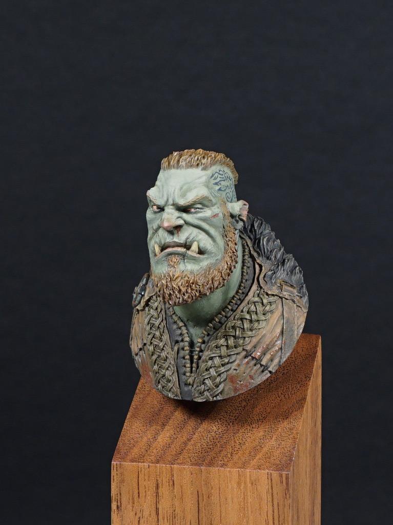 Miscellaneous: Ragnok, Norse Orc Hero, photo #9