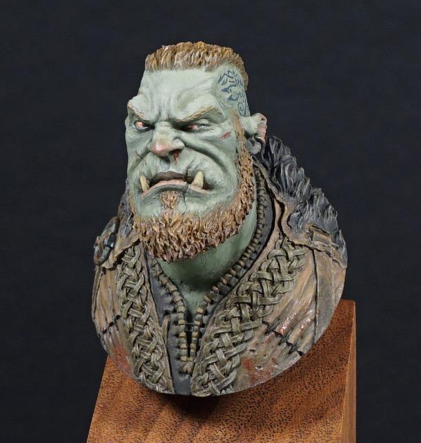 Miscellaneous: Ragnok, Norse Orc Hero