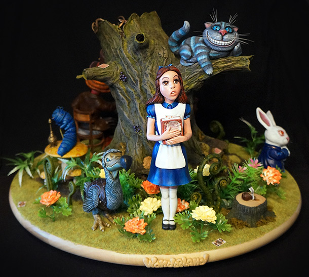 Miscellaneous: Alice in Wonderland