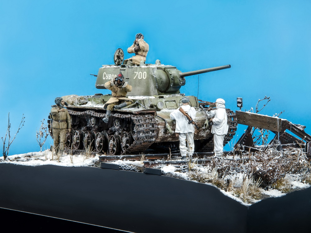 Dioramas and Vignettes: Winter 1942, photo #11