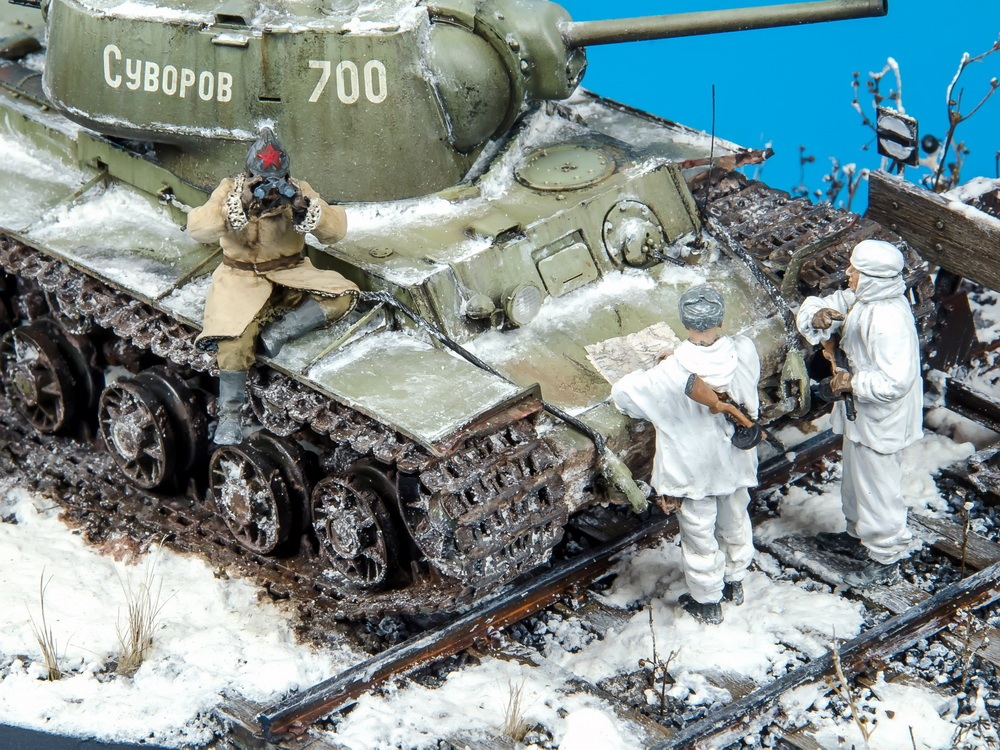 Dioramas and Vignettes: Winter 1942, photo #12