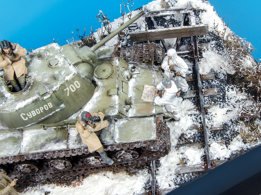 Dioramas and Vignettes: Winter 1942, photo #13
