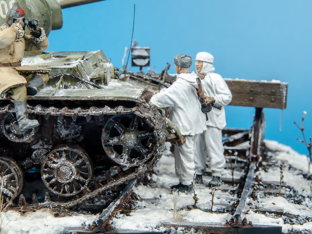 Dioramas and Vignettes: Winter 1942, photo #15