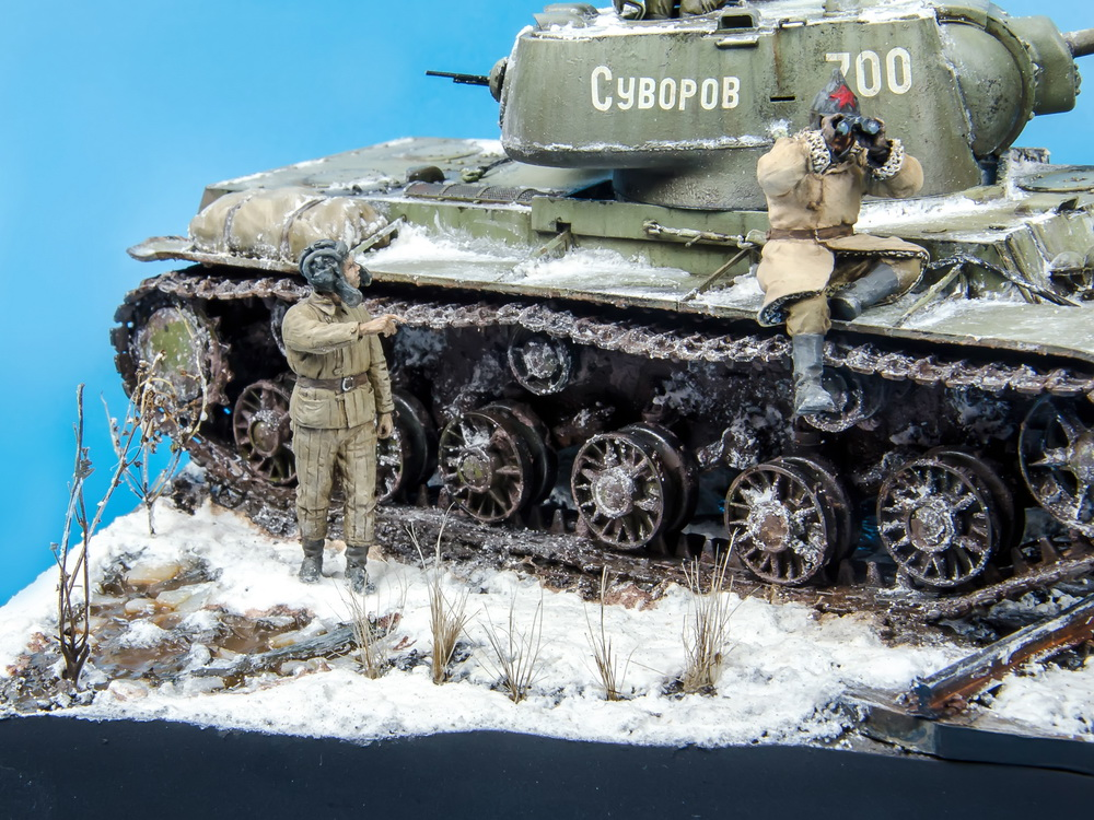 Dioramas and Vignettes: Winter 1942, photo #19
