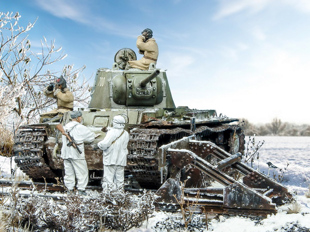 Dioramas and Vignettes: Winter 1942, photo #2