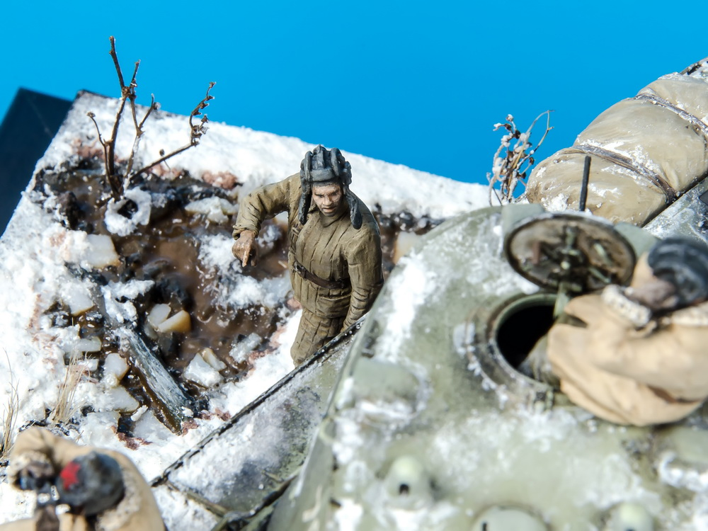 Dioramas and Vignettes: Winter 1942, photo #21