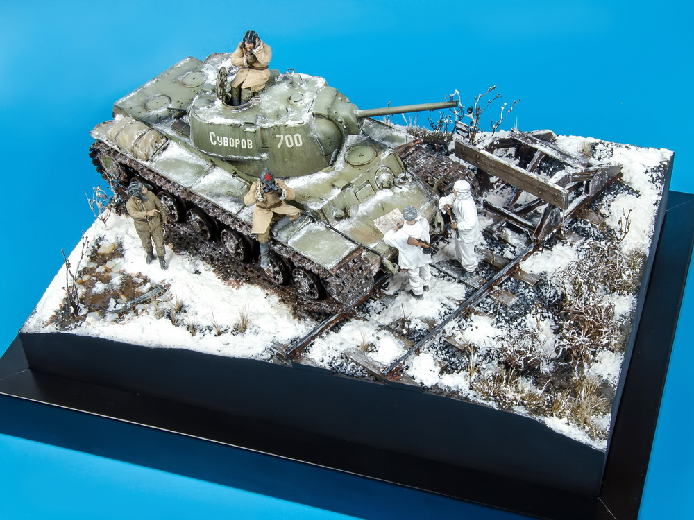 Dioramas and Vignettes: Winter 1942, photo #3