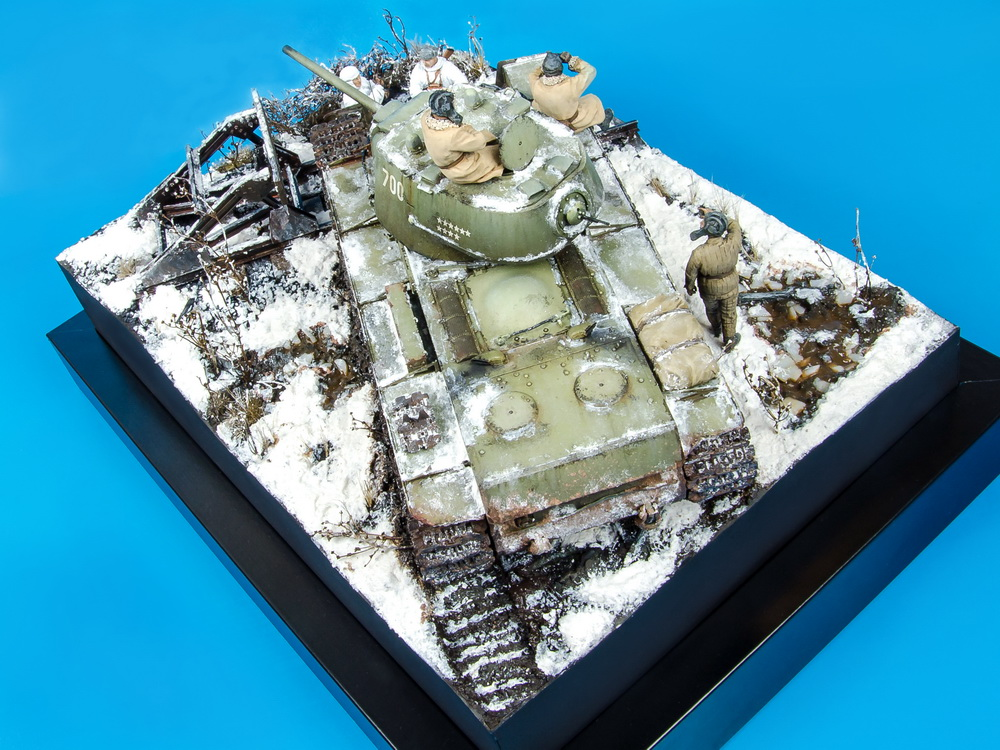 Dioramas and Vignettes: Winter 1942, photo #6