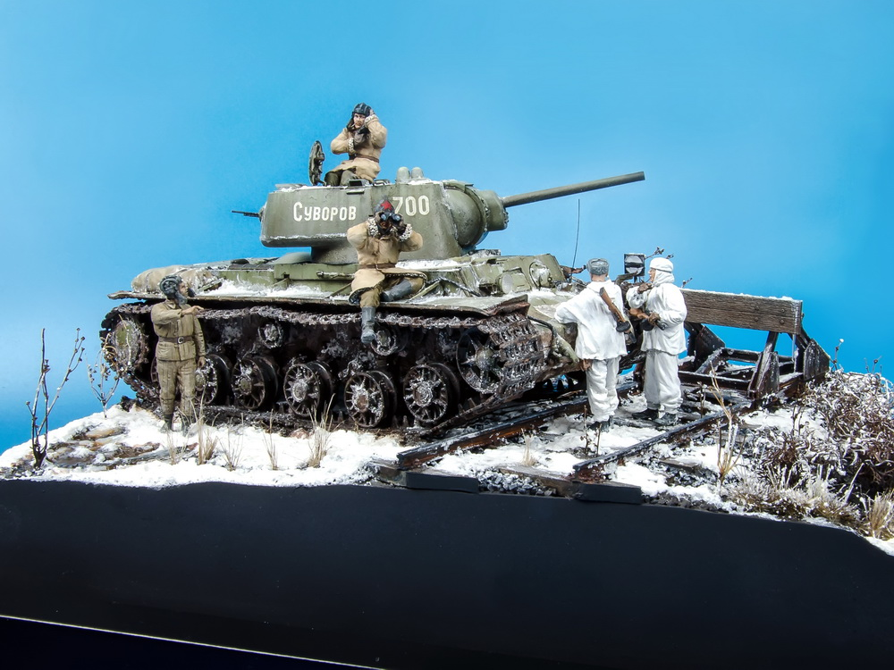Dioramas and Vignettes: Winter 1942, photo #7