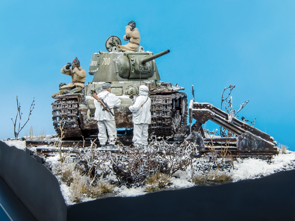 Dioramas and Vignettes: Winter 1942, photo #9
