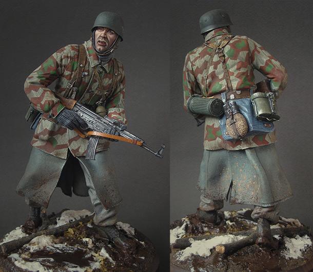 Figures: Ardennes, 1944. Part 2