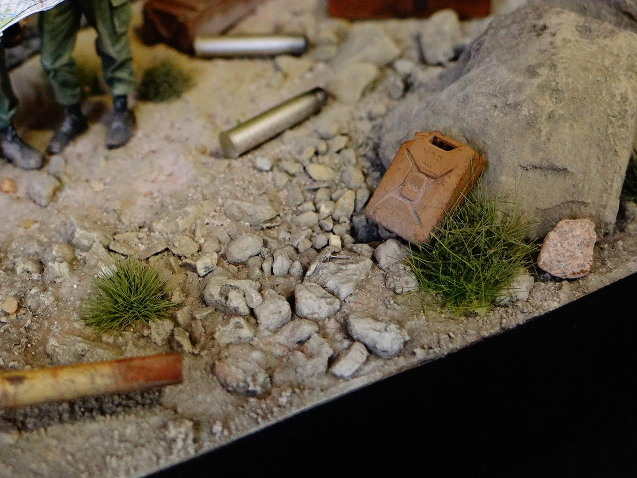 Dioramas and Vignettes: Tiran 4. Yom Kippur War, photo #14