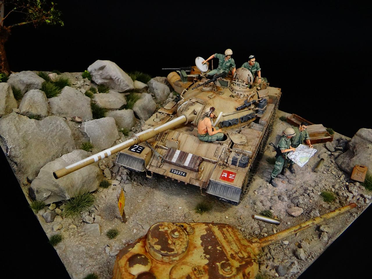 Dioramas and Vignettes: Tiran 4. Yom Kippur War, photo #2