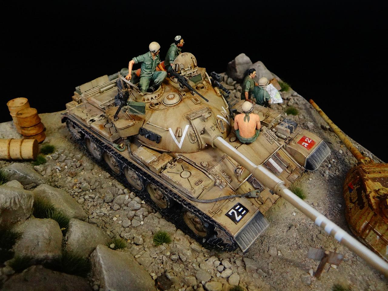 Dioramas and Vignettes: Tiran 4. Yom Kippur War, photo #5