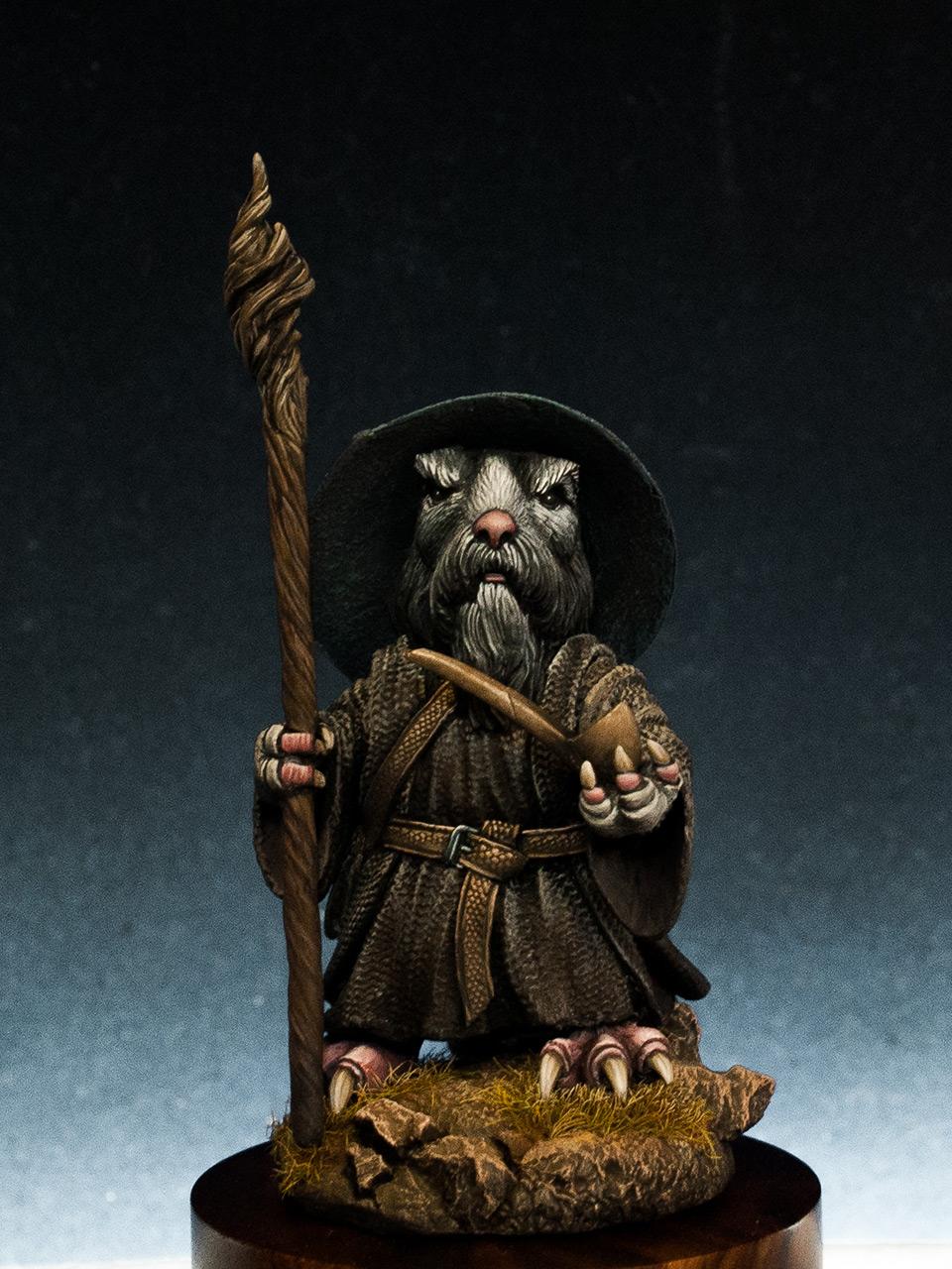 Miscellaneous: Graydalf, photo #2