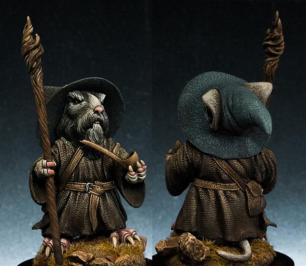 Miscellaneous: Graydalf