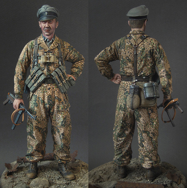 Figures: Normandy, 1944