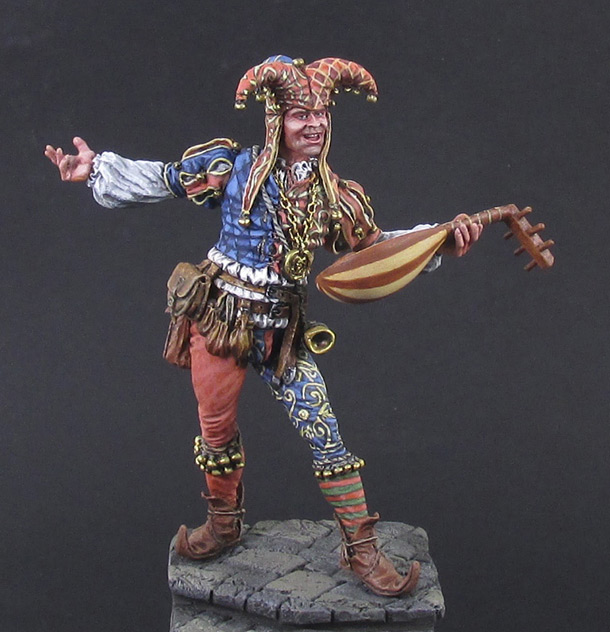 Figures: Harlequin