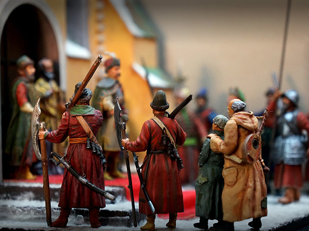 Dioramas and Vignettes: Pereyaslav Council