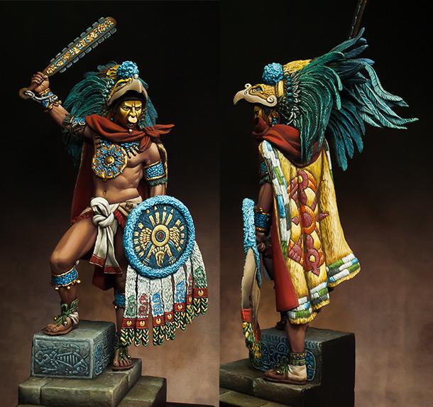 Figures: Moctezuma II