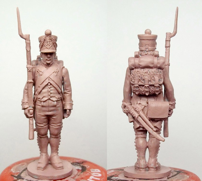 Figures: Little sergeant, photo #10
