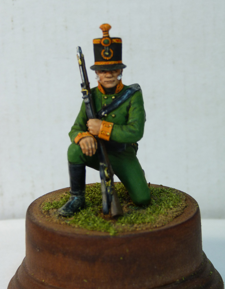Figures: Private, Leib Guard Chasseurs, 1803-07, photo #1