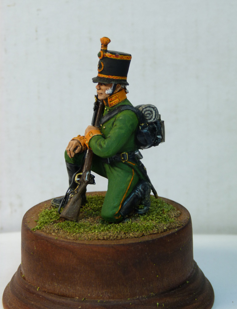 Figures: Private, Leib Guard Chasseurs, 1803-07, photo #2