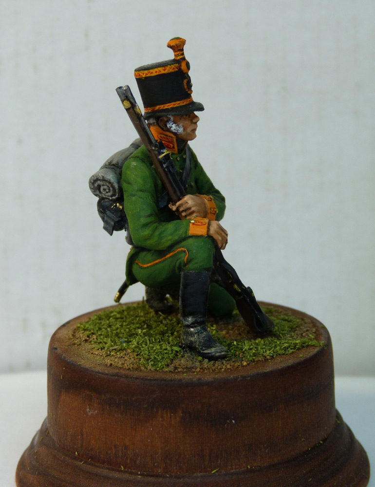 Figures: Private, Leib Guard Chasseurs, 1803-07, photo #3