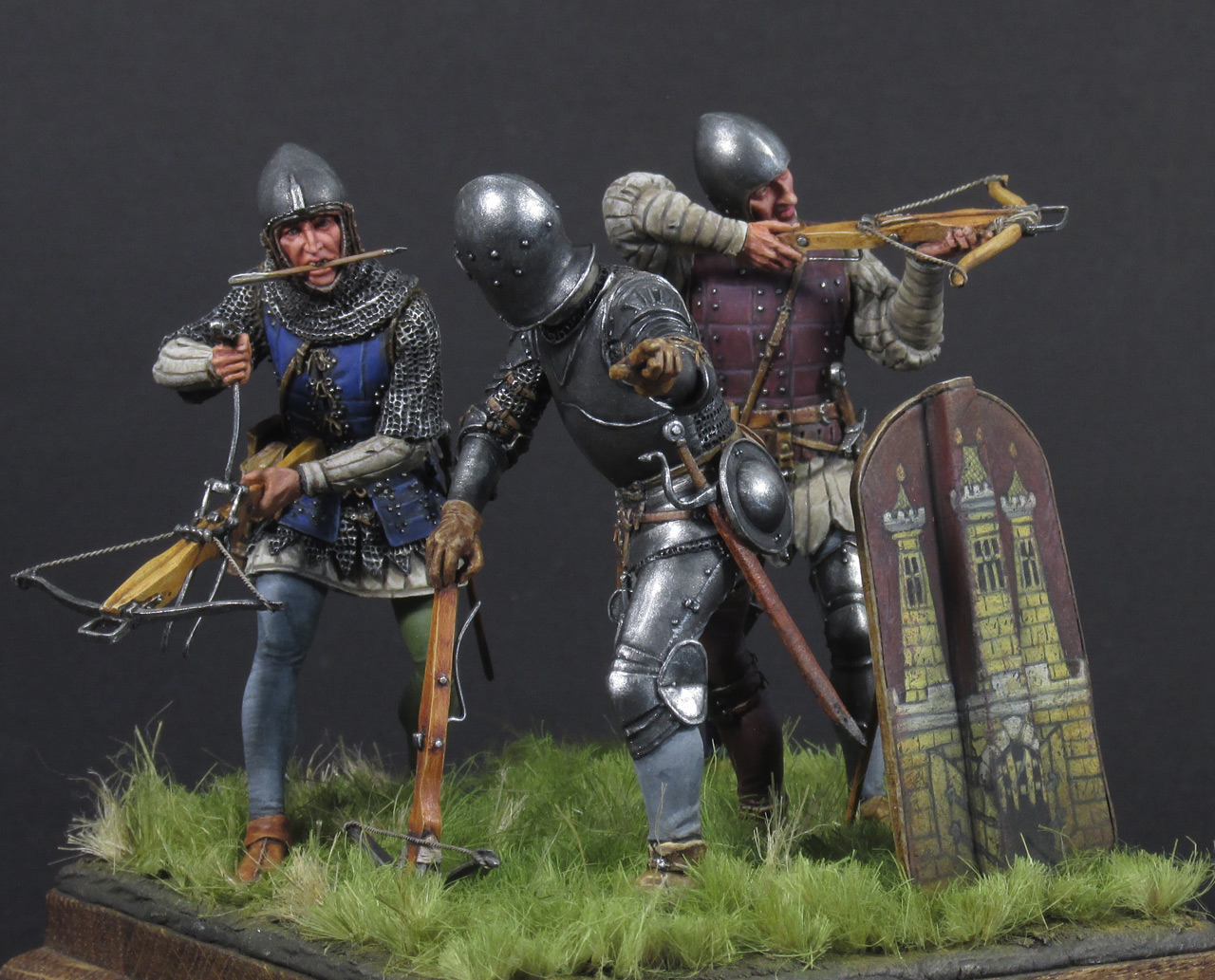 Dioramas and Vignettes: Fight is going on, photo #1