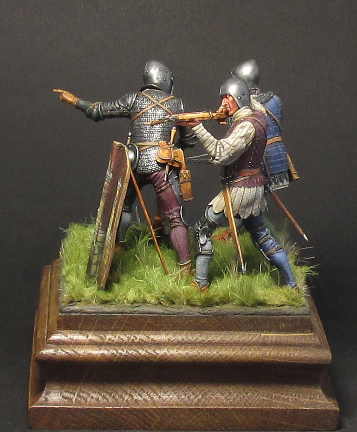 Dioramas and Vignettes: Fight is going on, photo #13