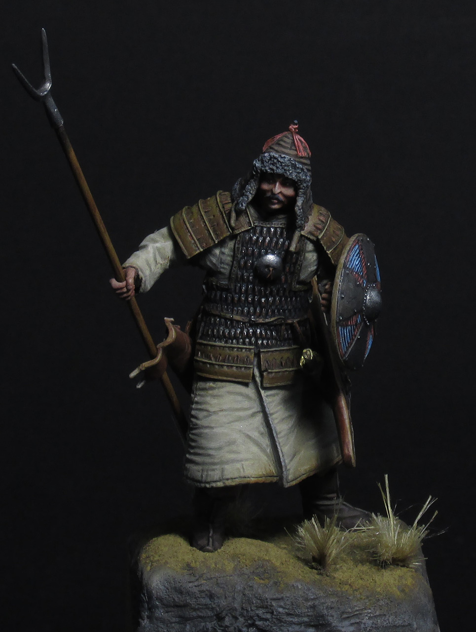 Figures: Khitan warrior, photo #1