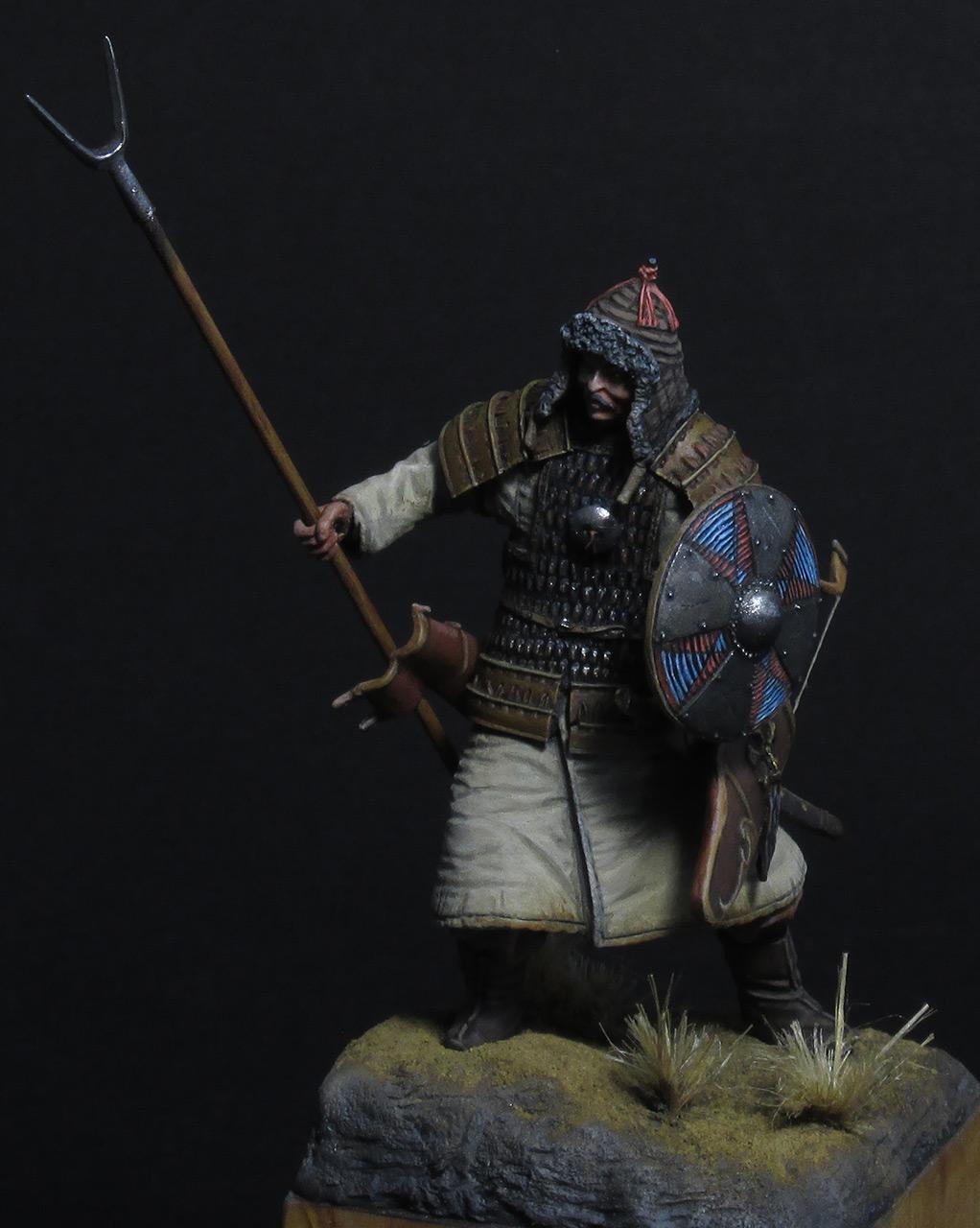 Figures: Khitan warrior, photo #10