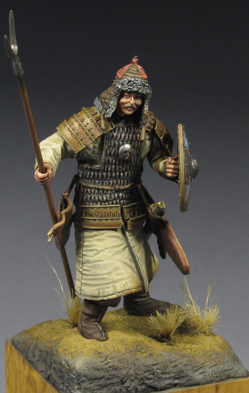 Figures: Khitan warrior, photo #11