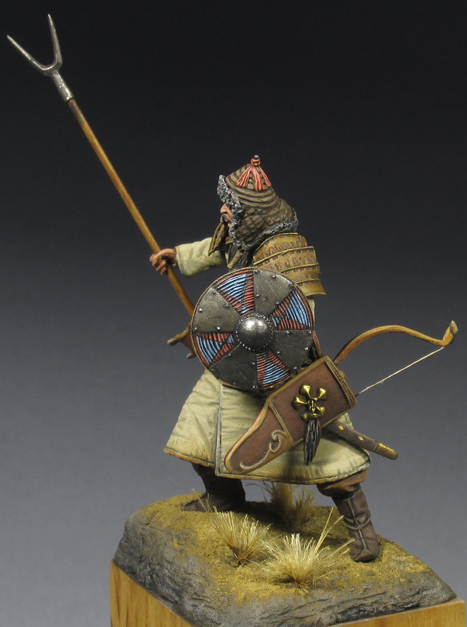 Figures: Khitan warrior, photo #12