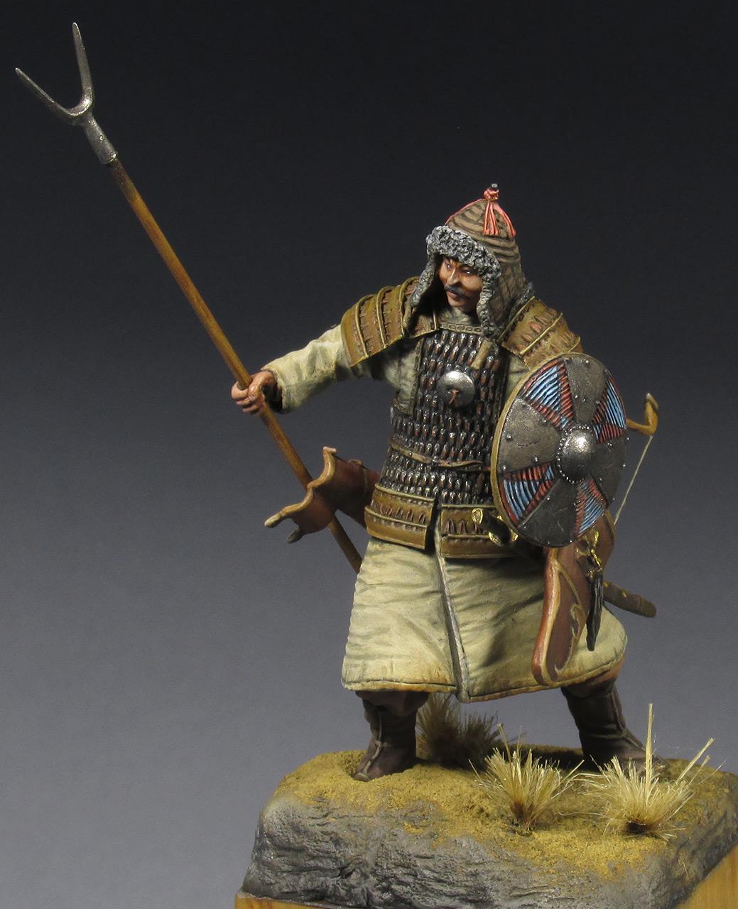 Figures: Khitan warrior, photo #13