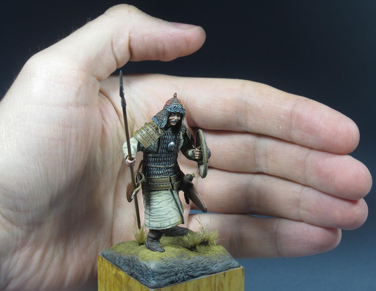 Figures: Khitan warrior, photo #14
