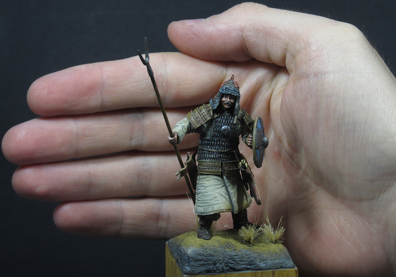 Figures: Khitan warrior, photo #15